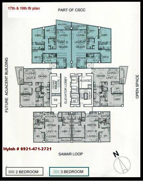 Cebu real estate cebu city condomiuim for sale for 100 floors 17th floor
