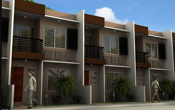 Townhouse design philippines joy studio design gallery for Townhouse design