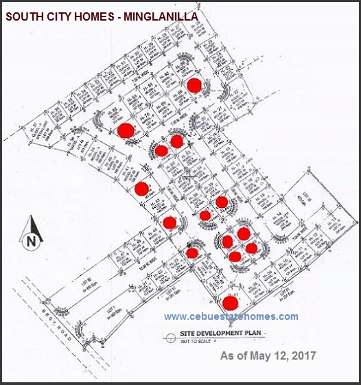 South City Homes Minglanilla House And Lot For Sale In