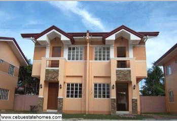 Duplex house model in philippines